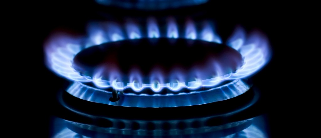 Gemiddeld gasverbruik