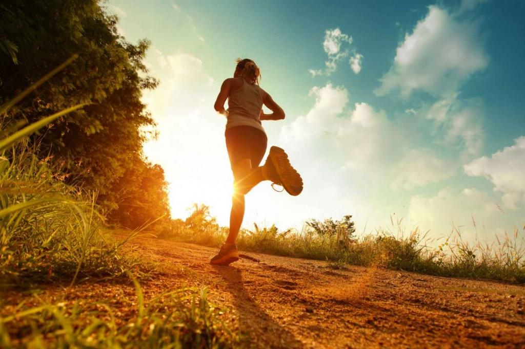 Gemiddelde snelheid hardlopen